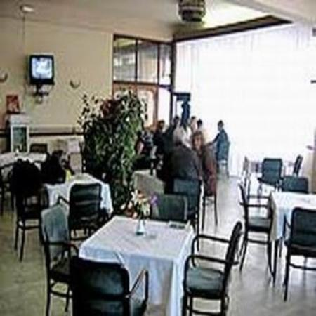 Nacional Hotel: Restaurant