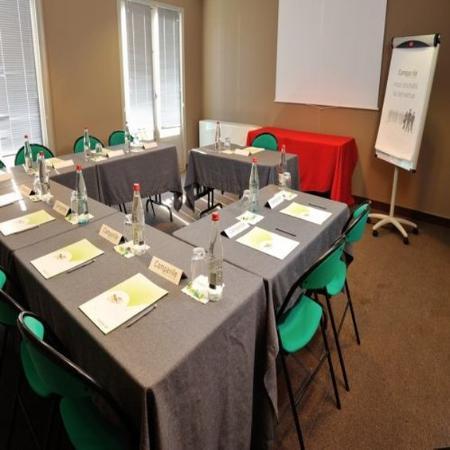 Campanile Bourg En Bresse - Viriat : Meeting room
