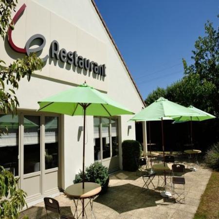 Campanile Bourg En Bresse - Viriat : Terrace