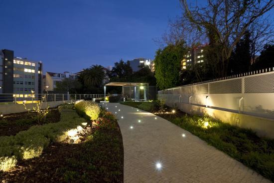 HF Fenix Garden: HF Fénix Garden - Esplanada