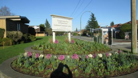Pool Entrance Picture Of Canada Games Pool New Westminster Tripadvisor