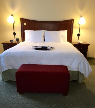 Hampton Inn & Suites Fort Myers - Colonial Blvd: Best sleep ever