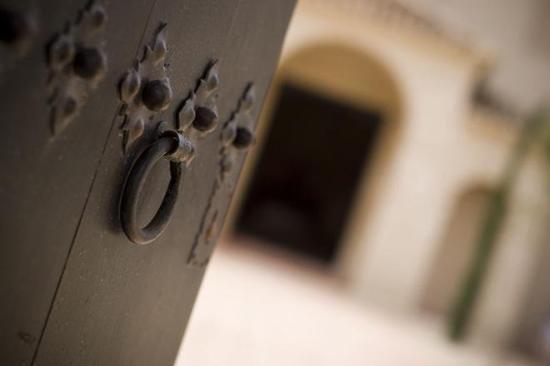 Hotel Convento de la Magdalena: Detail