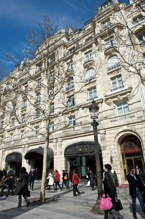 Fraser Suites Le Claridge Champs-Elysees : Le Claridge