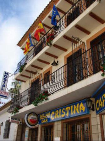 Hostal Cristina : Exterior