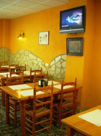 Hostal Cristina : Gastronomy