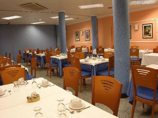 Hotel Las Moradas: Interior