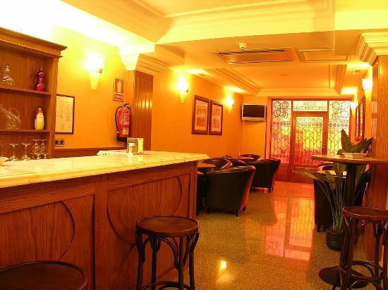 Hotel Las Moradas: Cafeteria