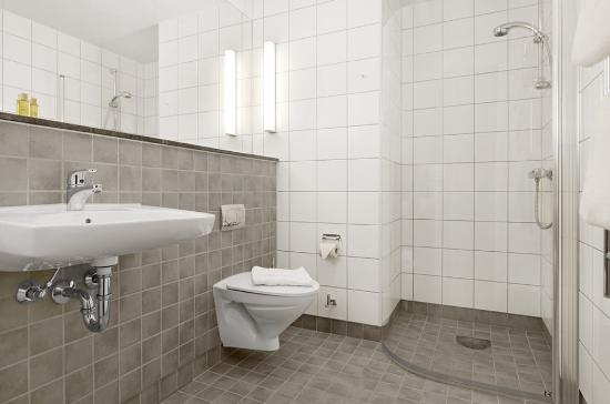 Lund, Sverige: Bathroom