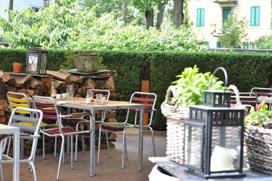 Hotel Alpenblick : Garden