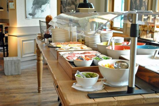 Hotel Alpenblick : Breakfastroom
