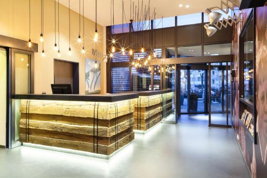 Hotel Alpenblick : Reception