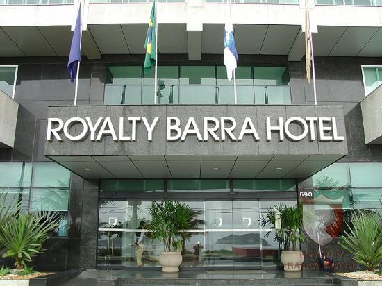 로얄티 바라 호텔