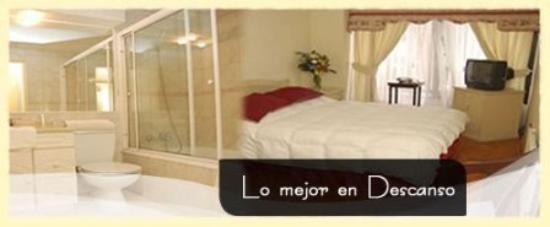 Puerta De Alcala: Room