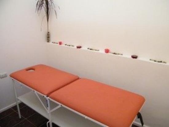 Puerta De Alcala: Sala de masajes