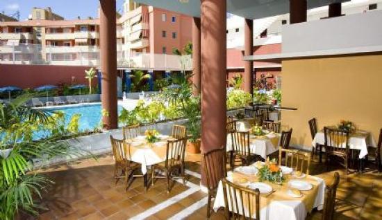 Aparthotel Udalla Park: Restaurant