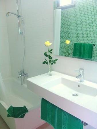 Aparthotel Udalla Park: Room