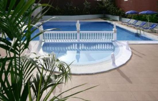 Aparthotel Udalla Park: Pool