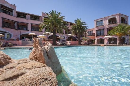 Hotel Le Palme : pool