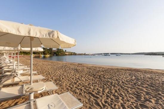 Hotel Le Palme : Beach