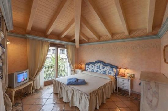 Hotel Le Palme : Chambre