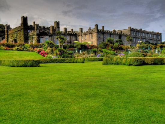 Tregenna Castle Resort: Exterior
