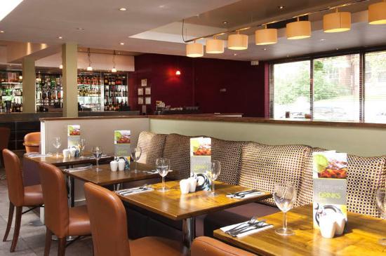 Premier Inn London Hampstead Hotel: Restaurant