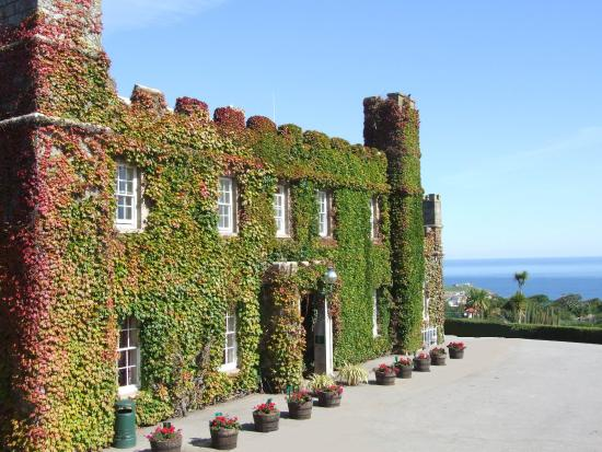 Tregenna Castle Resort: Exterior