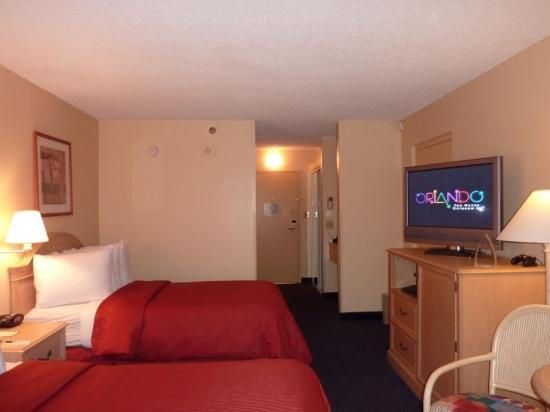 BEST WESTERN Orlando Gateway Hotel: Guestroom