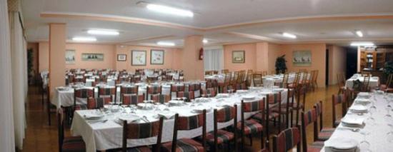 Hotel Santa Lucia: Restaurant