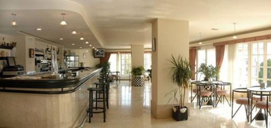 Hotel Santa Lucia: Bar