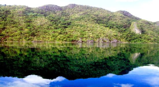 Apo Island, Philippines : View from your cottage