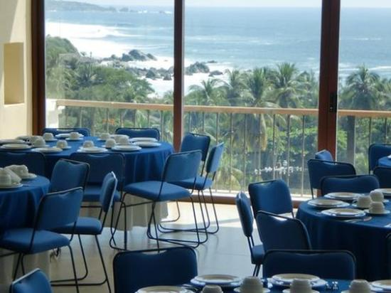 Caracol Plaza: Restaurant