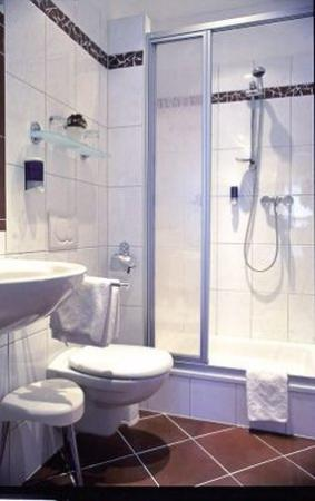 Hotel Lilienhof: Bathroom
