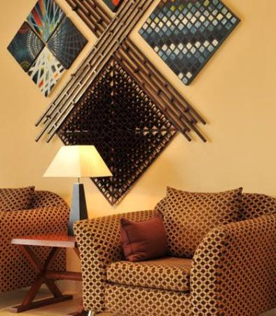 Westwood Hotel Ikoyi : Lobby Sitting Area