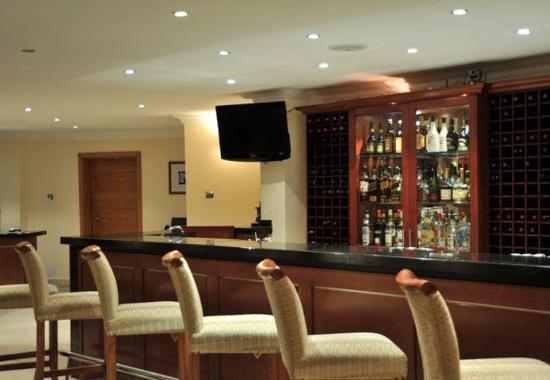 Westwood Hotel Ikoyi : Lobby Bar