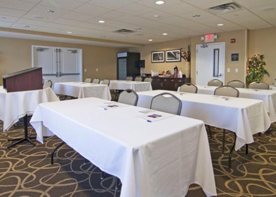Holiday Inn Express & Suites Rogers: Meetingrm MNCHI