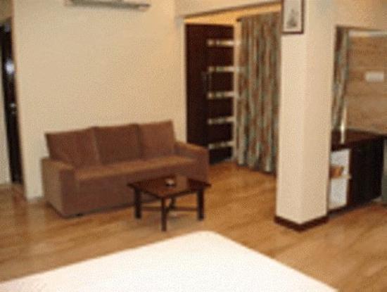Hotel Airlink : Room