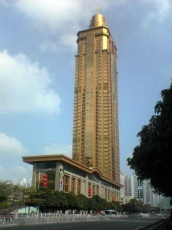 Golden Business Center Hotel: Exterior View