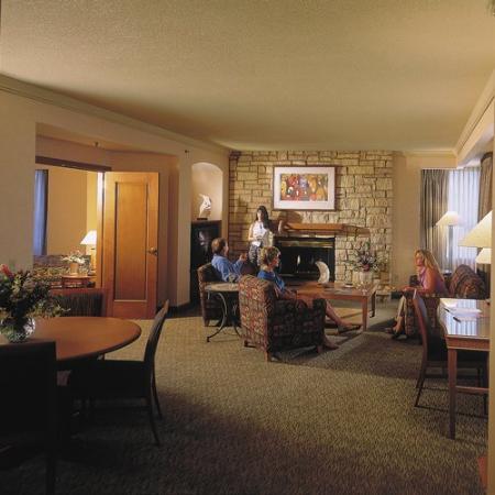 Soaring Eagle Casino & Resort : One Bedroom Suite