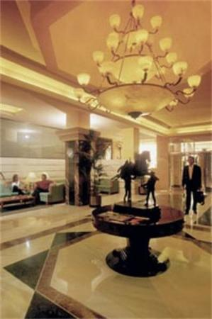 SENTIDO Amaragua : Lobby View
