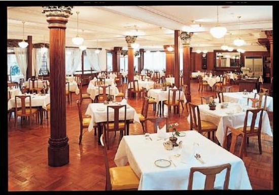 Nikko Kanaya Hotel: Restaurant