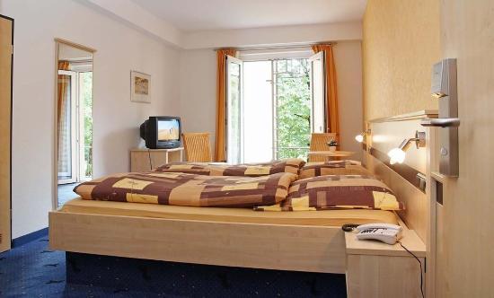 Hotel Rappen Rothenburg ob der Tauber: Comfort Double