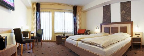 Hotel Rappen Rothenburg ob der Tauber: Superior Double