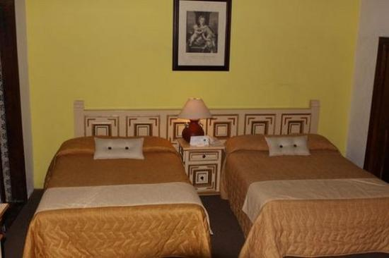 Hosteria Del Frayle: Double Room
