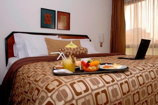 Hotel San Blas: Fotpe Hab