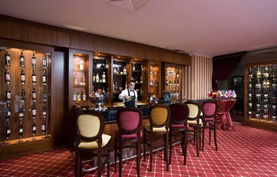 Anemon Hotel Manisa: Lounge