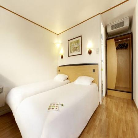 Campanile Sannois - Ermont : Twin Room