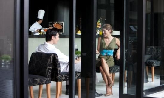 Oaks Bangkok Sathorn : Crust