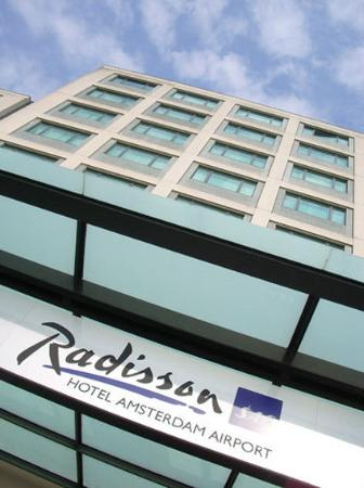 Radisson Blu Hotel Amsterdam Airport: Exterior View